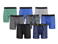 Hanes X-Temp Boxer Briefs 8-Pack