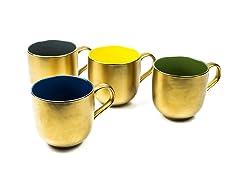 Yedi Set of 4 Mugs Assorted