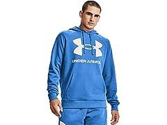UA Men's Rival Fleece Big Logo Hoodie