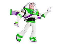 Disney Talking Buzz Lightyear Figure