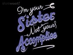 Mistaken Identity- Sister