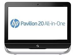 "HP Pavilion 20"" All-in-One Desktop"
