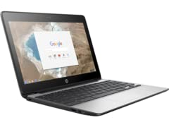 "HP 11.6"" Touch Chromebook G5 Intel N3060 16GB"