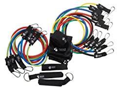 Phenom Resistance Band Training Sets