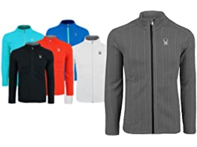 SPYDER Men's Full Zip Jackets