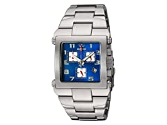 REACTOR Men's 'MC2' Quartz Stainless Steel Automatic Watch