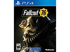 Fallout 76 by Bethesda - PlayStation 4