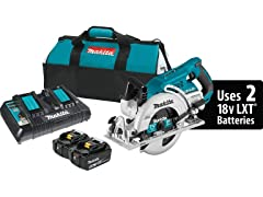 "Makita 36V LXT Li-Ion 7-1/4"" Circular Saw Kit"