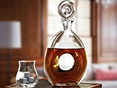 Orbit Whiskey Decanter