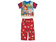 Jake & Neverland 3pc Toddler