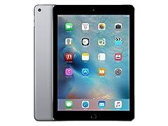 """Apple iPad Air 2 9.7"""" 64GB Wi-Fi Tablet"""
