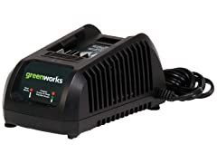 GreenWorks Compact 20V Battery Charger