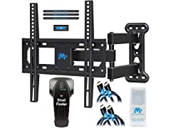 "Full Motion TV Mount for 26-55"" TVs"