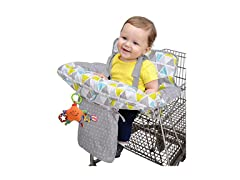 Nuby Baby Shopping Cart Cover