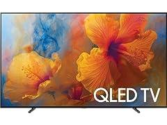 """Samsung 88"""" Class Q9F QLED 4K TV"""