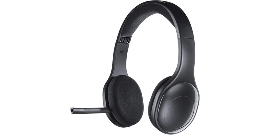 Logitech H800 Foldable Bluetooth v2.1 Wireless Headset | WOOT