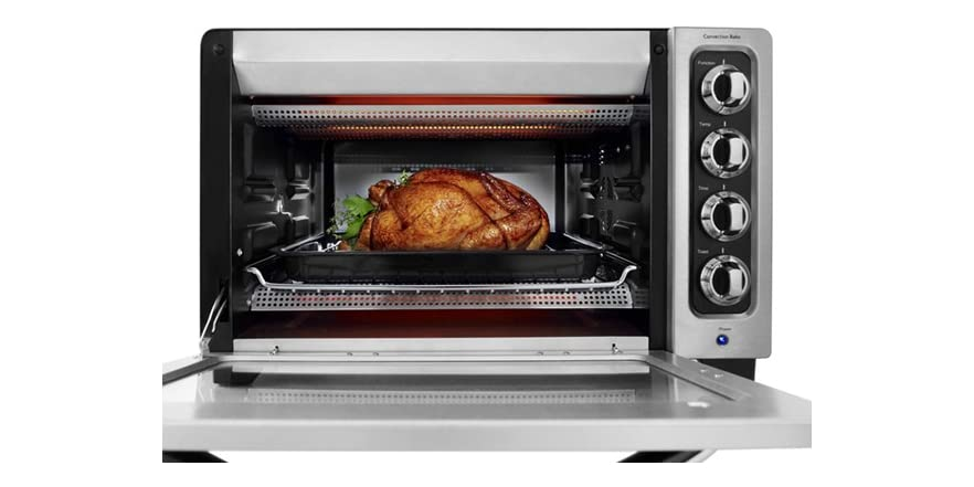 Kitchenaid Kco222ob Countertop Oven Onyx Black : 12