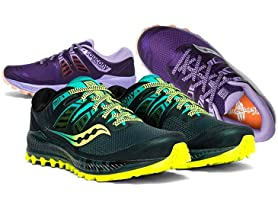 """Run for Good"" with Saucony Running Shoes"
