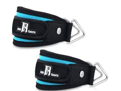 RIMSports Ankle Straps for Cable Machine