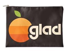 """""""Orange You Glad"""" Accessory Pouch"""