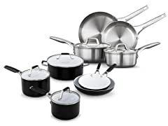 Calphalon Ceramic or Stainless Cookware