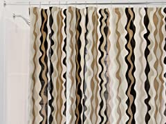 Interdesign Willow Shower Curtain