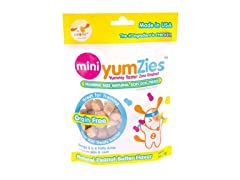 yumZies Grain-Free Treats 6oz - Various Flavors 6pk