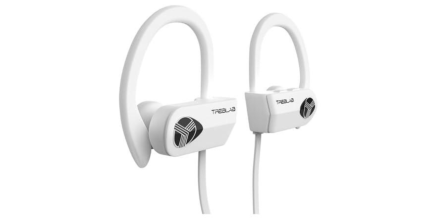 treblab xr500 sports bluetooth earbuds electronics woot. Black Bedroom Furniture Sets. Home Design Ideas