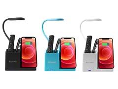 Aduro U-Light Plus Lamp Organizer & Charging Stand