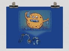 Cookie Monster Revenge Poster