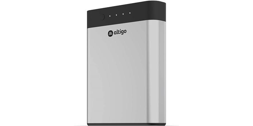 Altigo 13400mAh Power Bank (Two High Speed 2.4A USB Ports) | WOOT