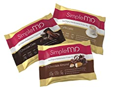 SimpleMD Protein Bar Variety Pack