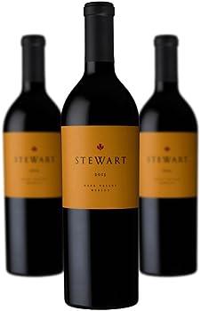 3-Pack Stewart Cellars Napa Valley Merlot