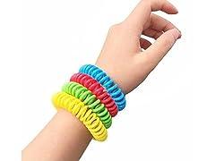 Multi-Pack Mosquito Repellent Bracelet
