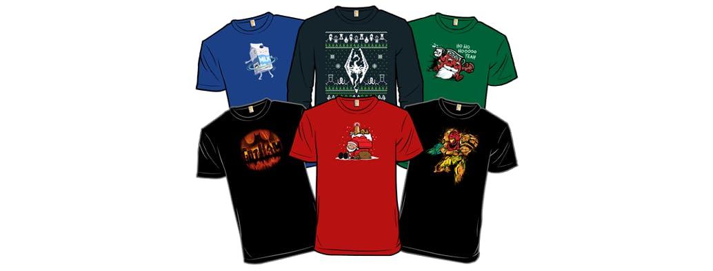 Cool New Shirts!