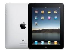 """Apple 9.7"""" iPad 1st Gen 16GB WiFi Black"""