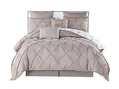 Esy Reversible Duvet or Comforter Set