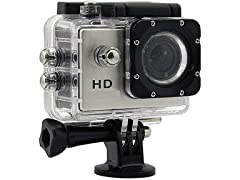 GoCam 720p HD Waterproof Sports and Action Video Camera