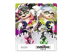 Nintendo Amiibo Splatoon Series Set
