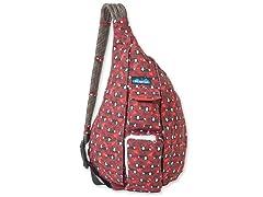 KAVU Women's Rope Bag Backpack