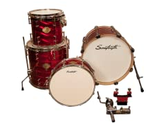 "Sawtooth Command Series 16"" Bass Drum Shell Pack"
