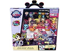 Littlest Pet Shop Pet Party Spectacular Collector Pack