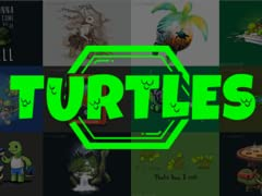 Poopycakes: Turtles