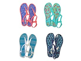 2 Pack of Jelly Sandals