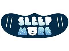 Sleep More Face Mask, 2pk