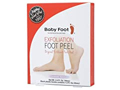 Baby Foot Exfoliant Foot Peel, Lavender Scented