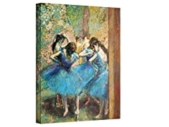 Degas 'Dancers in Blue' (2 Sizes)