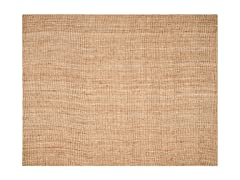 Natrual Fiber Jute Rug Natural (2 Sizes)