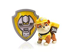 Paw Patrol Action Pack Pup & Badge