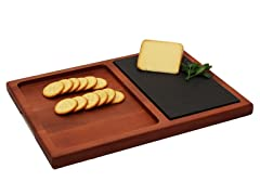 Woodard & Charles Slate Cheese Board